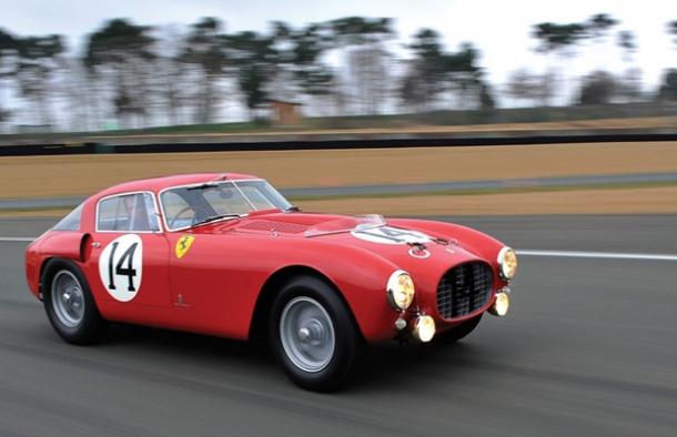 Ferrari Berlinetta Competizione