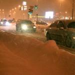 Zima, a jazda samochodem